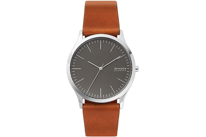 Skagen Men's Jorn Minimalistic Stainless Steel Quartz Watch