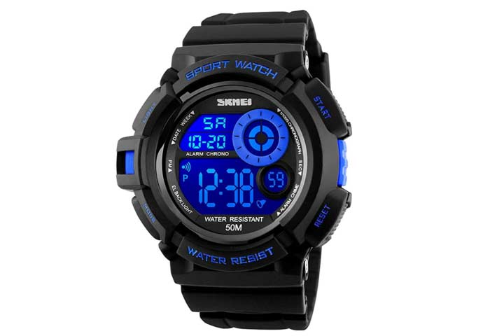 Skmei Boys Sport Style Digital Watch
