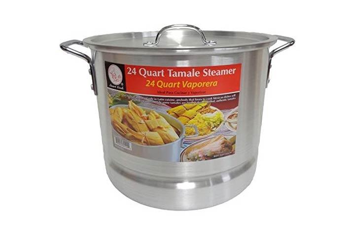 Smart Cook Tamale Steamer Vaporera Stock