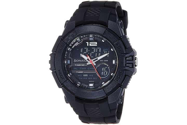 Sonata Ocean Series III Chronograph Watch