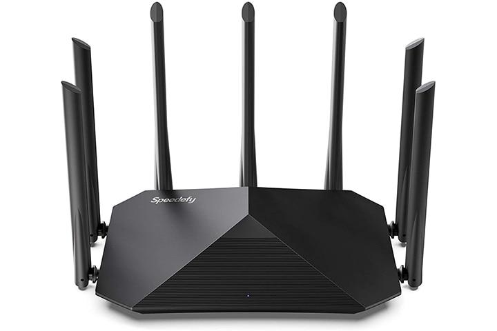 Speedefy Smart WiFi Router