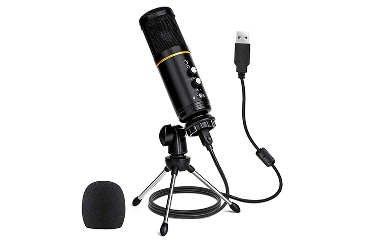 Stilnend Multifunctional Microphone For Gaming