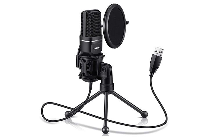 TKGOU USB Microphone For Gaming