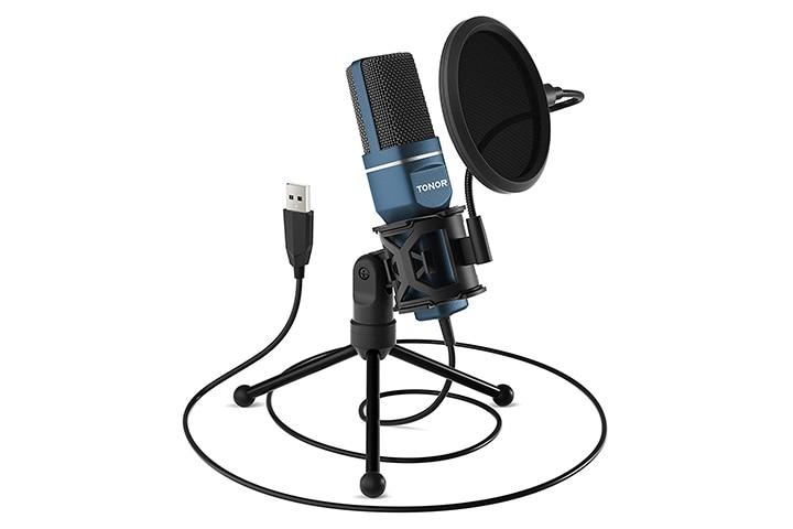 TONOR TC-777 USB Gaming Microphone Kit