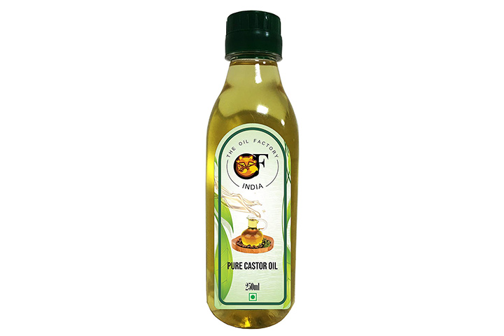 The Oil Factory Pure Castor Oil