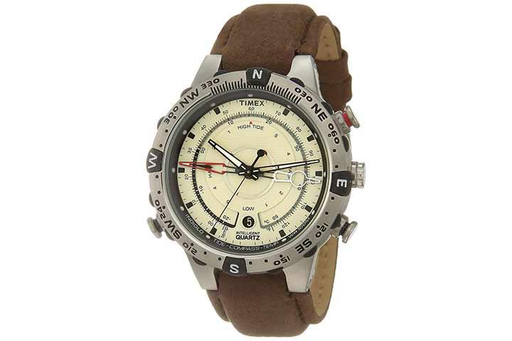 Timex Intelligent Quartz Chronograph Watch