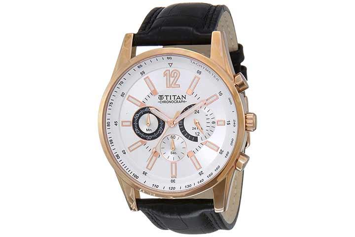 Titan Octane Chronograph Men's Watch