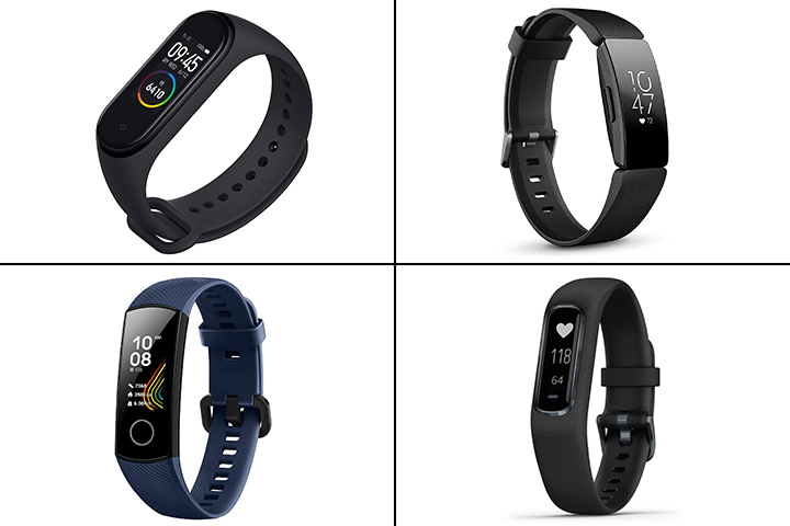 Track Your Health With 15 Best Fitness Trackers In India