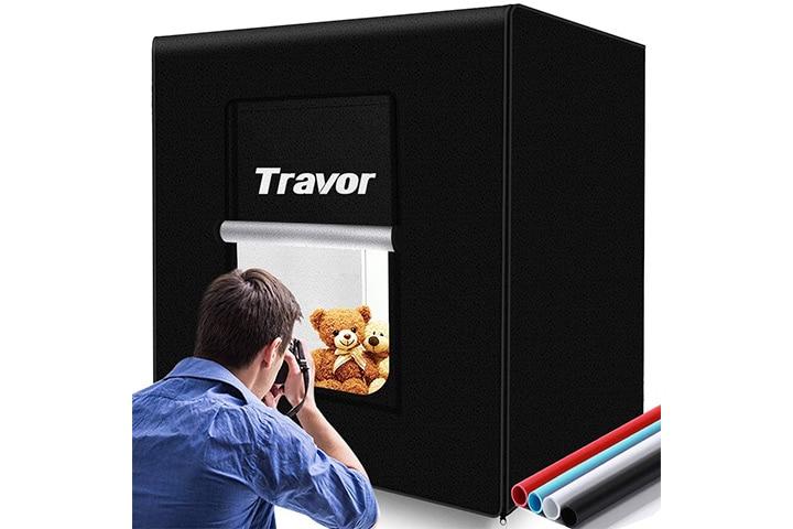 Travor Photo Light Box Kit