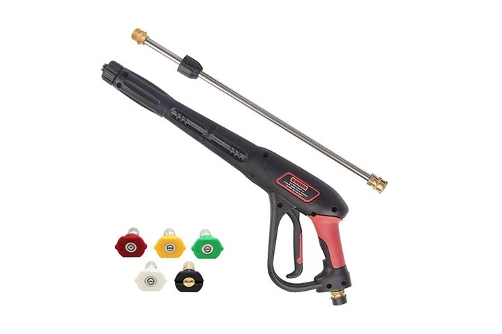 Twinkle Star Pressure Washer Gun
