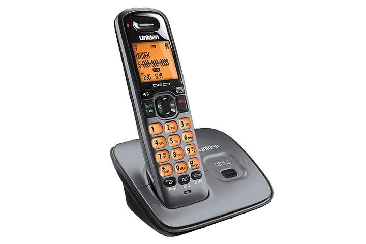Uniden AS1102 Cordless Landline Phone