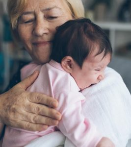 Using Dr. Harvey Karp 5 S's Method To Soothe A Baby