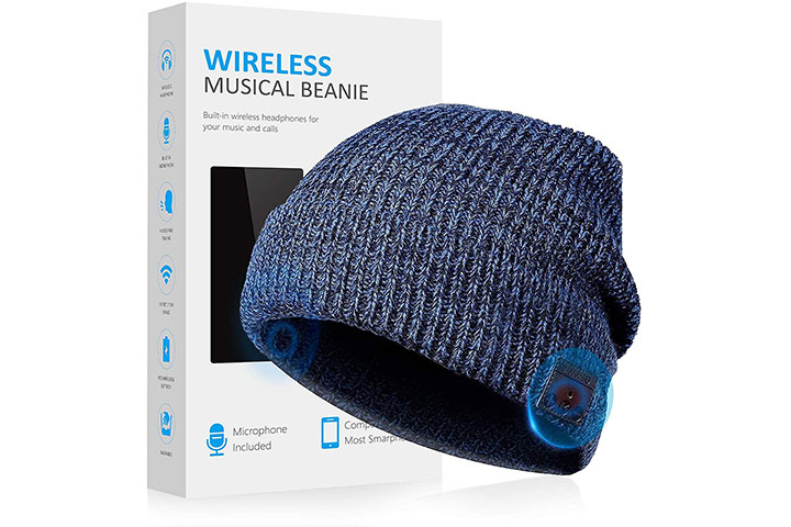 VOUO Wireless Musical Beanie
