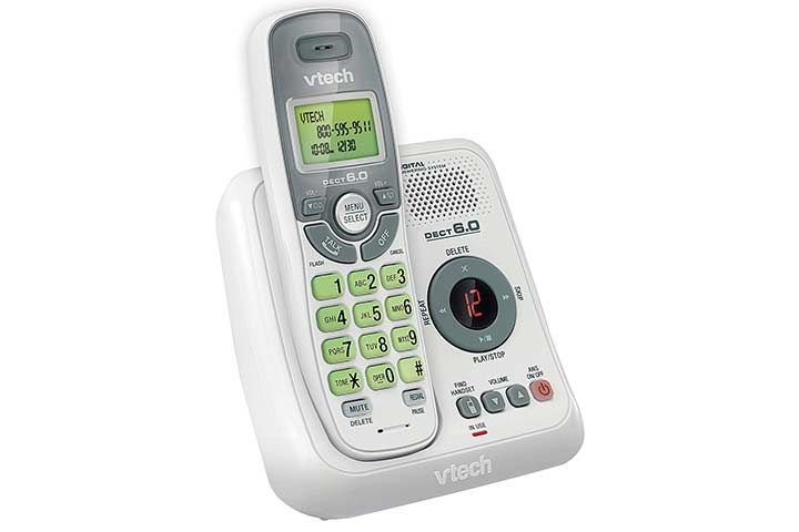 VTech Cordless Answering System - Model CS6124