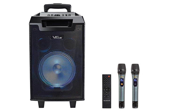VeGue Karaoke Machine For Kids And Adults