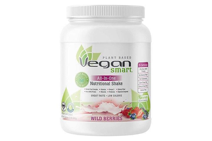 Vegansmart Plant-Based Nutritional Shake