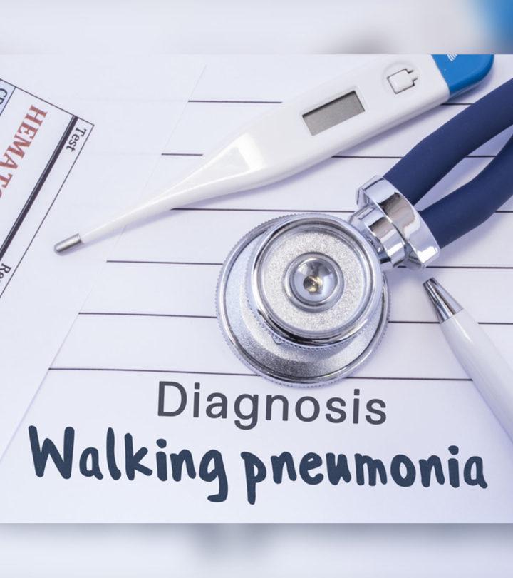 Walking Pneumonia In Children Causes, Symptoms, And Treatment1