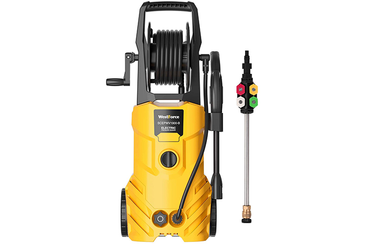 West Force Electric Pressure Washer