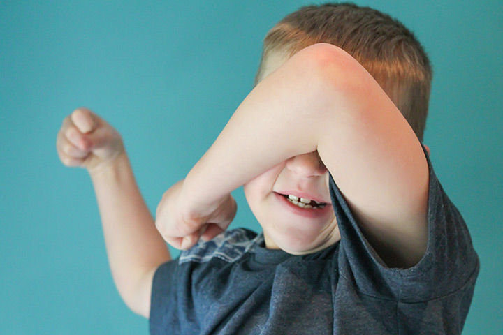 Why Do Toddlers Hit Themselves And How To Stop It?