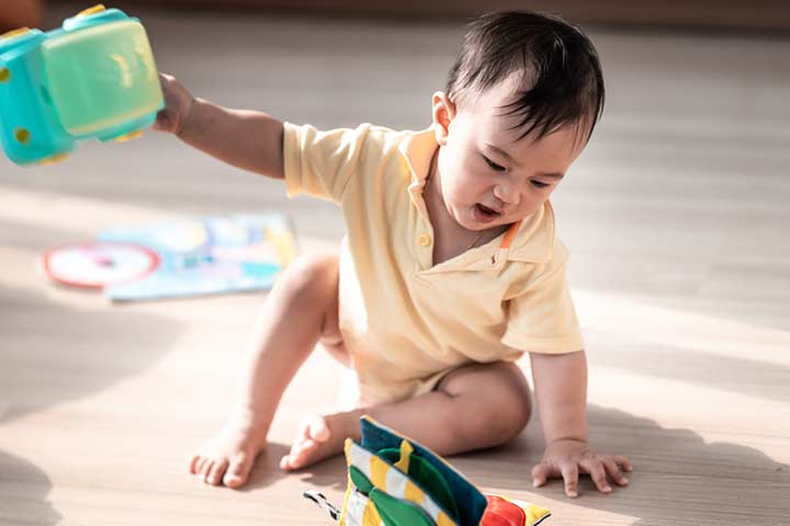 Why Do Toddlers Throw Things And How To Stop Them