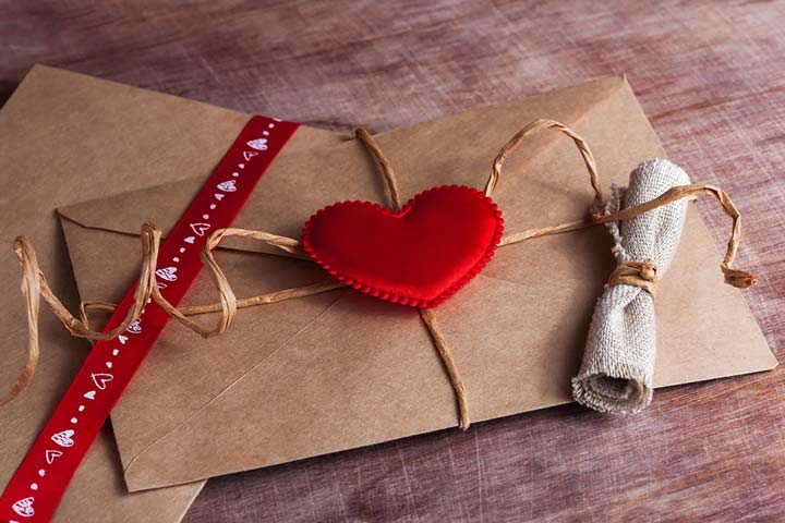 Write love letter for wife