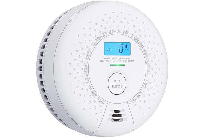 X-Sense Smoke and Carbon Monoxide Detector