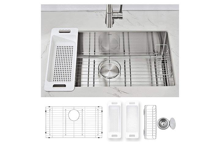 Zuhne Modena Undermount Kitchen Sink