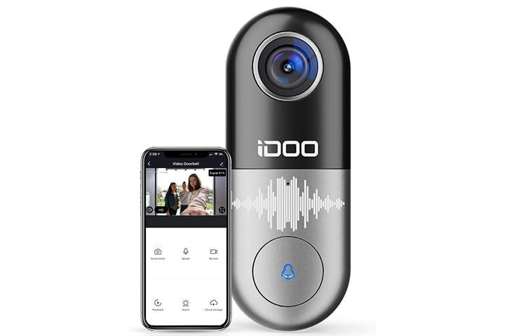 iDoo Video Doorbell Camera