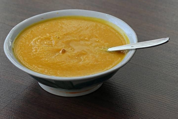pumpkin-paste-soup