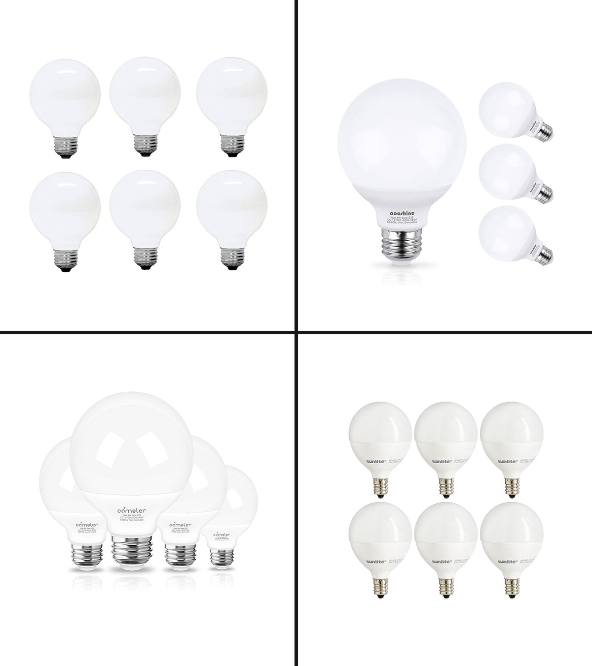 11 Best Light Bulbs For Bathroom Vanity In 2021