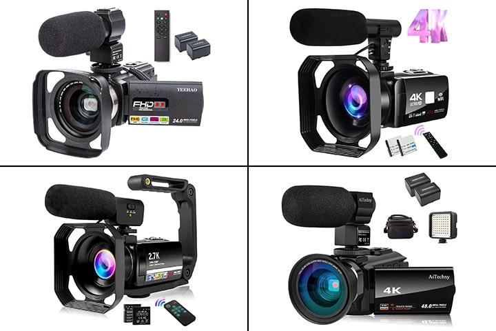 11 Best Low Light Camcorders in 2021