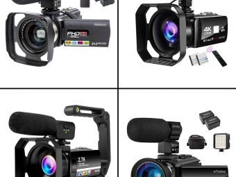 11 Best Low Light Camcorders in 2021