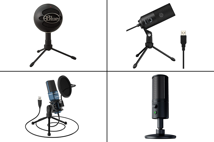 11 Best Microphones For Streaming In 2021