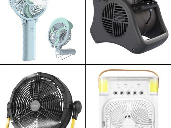 11 Best Outdoor Misting Fans In 2021