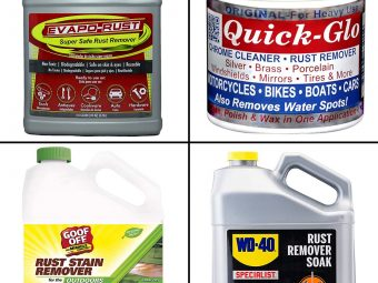 11 Best Rust Removers Of 2021