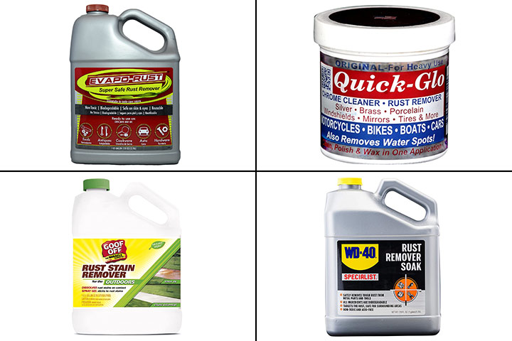 11 Best Rust Removers Of 20211
