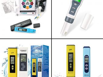 11 Best TDS Meters For Drinking Water In 2021