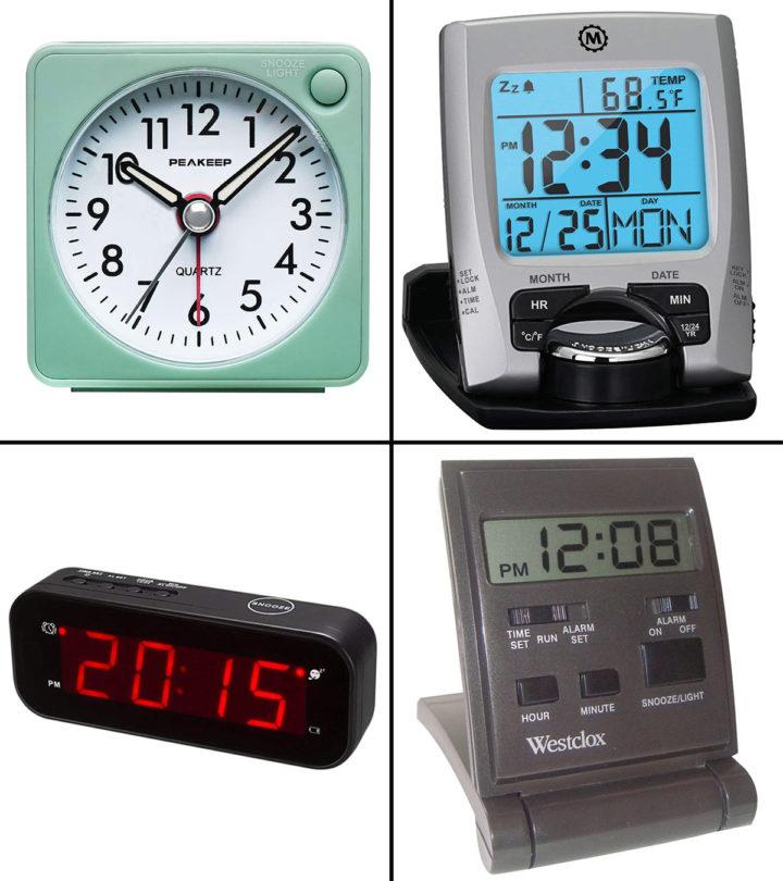 11 Best Travel Alarm Clocks In 2021