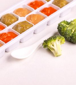 12 Useful Tips On Storing And Freezing Baby Food