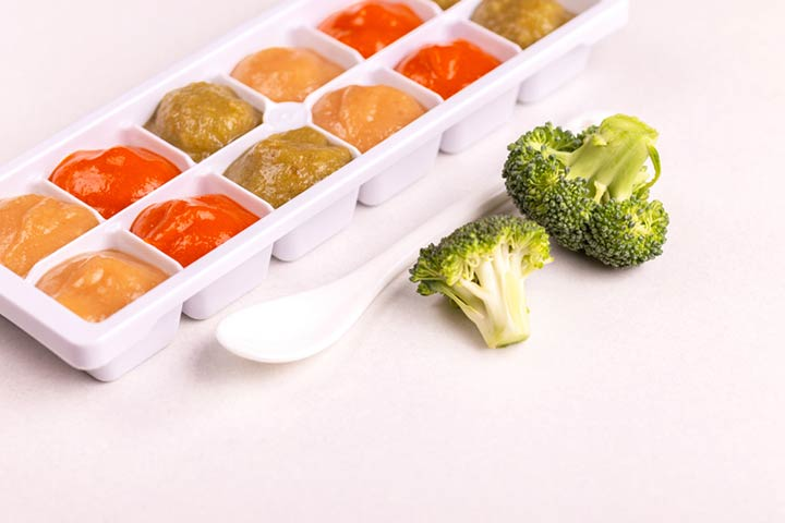 12 Useful Tips On Storing And Freezing Baby Food-1