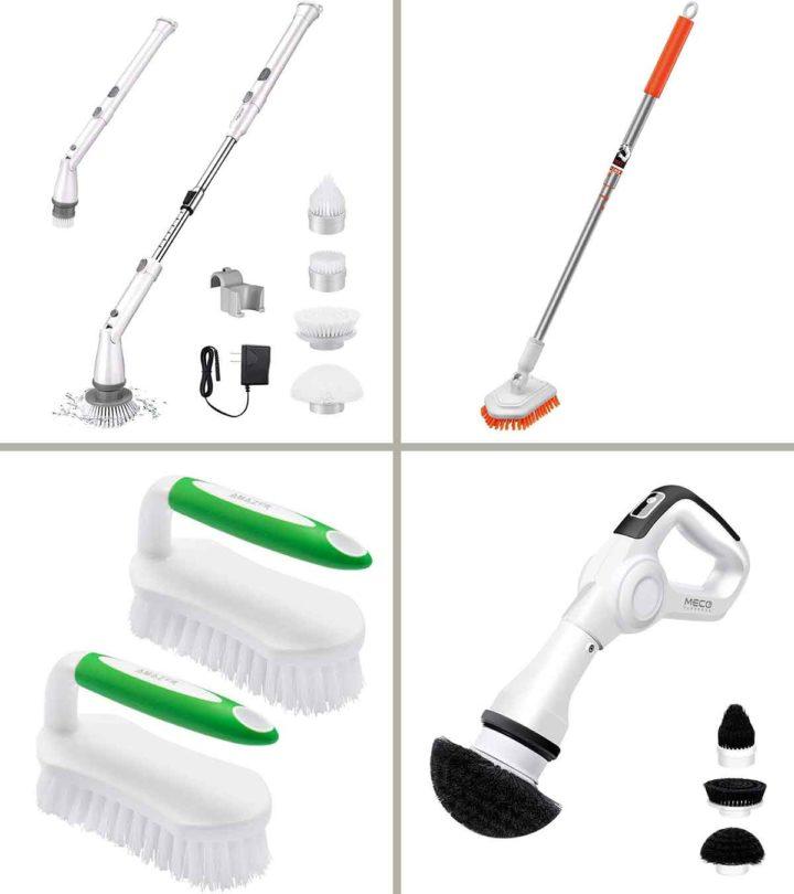 Bathroom Scrubbers