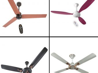 13 Best Ceiling Fans In India In 2021