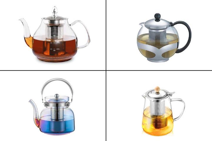 13 Best Glass Teapots in 2021-1