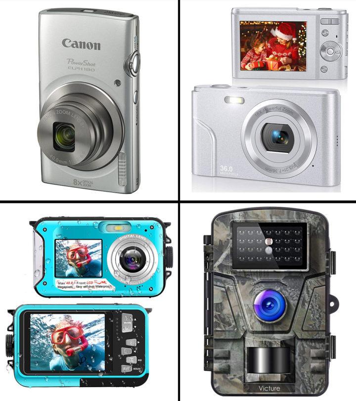 13 Best Low Light Cameras in 2021