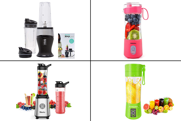 13 Best Single Serve Blenders in 2021