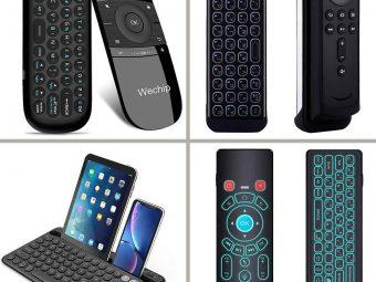 13 Best Wireless Keyboards For Smart TV In 2021