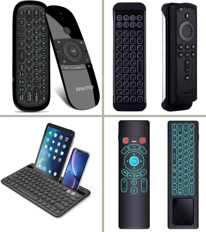 Best Wireless Keyboards For Smart TV In 2021