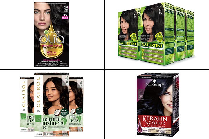 15 Best Black Hair Dyes