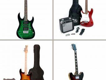 15 Best Electric Guitars To Buy In 2021