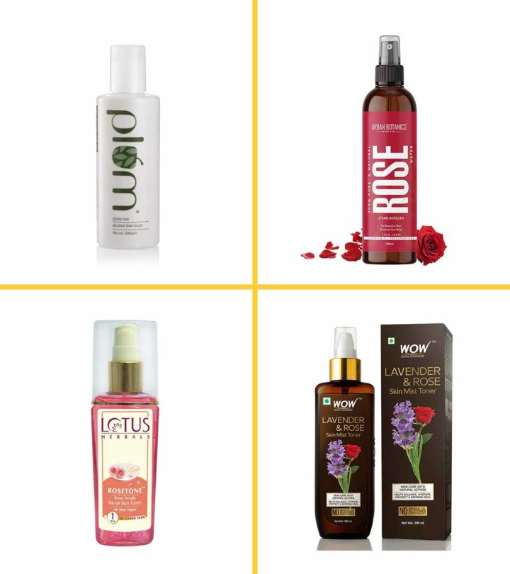 Best Face Toners In India - 2021